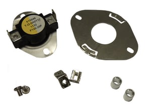 Supco Therm-O-Disc® 240V 140F Thermostat Fan Control SSHF140