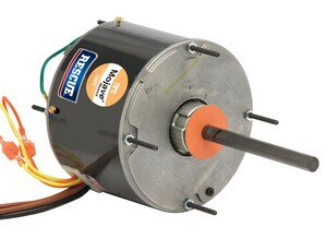 US Electrical Motors Rescue® 1/5 hp 1075 RPM Condenser Motor USM5465H