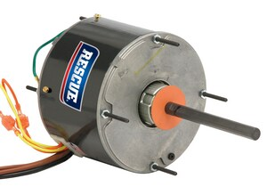US Electrical Motors Rescue® 1/5 - 1/2 hp 1075 RPM Condenser Motor USM5465