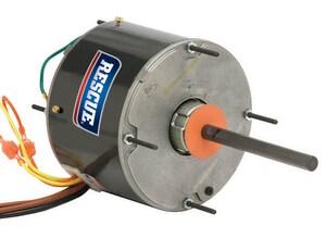 US Electrical Motors Rescue® 1/3 hp Single Phase 208/230 V Condenser Motor USM6H