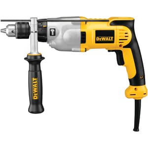 DEWALT M18™ 14 in. Variable Speed and Reversible Grip Hammer Drill Kit DDWD520K
