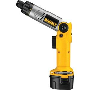 DEWALT 7.2 V Cordless Screwdriver Kit with 2-Battery DDW920K2