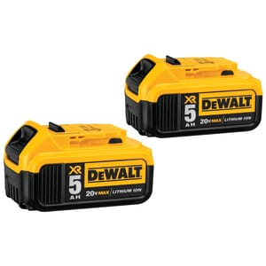 DEWALT 24V Lithium-Ion Battery 2 Pack DDCB2052 at Pollardwater