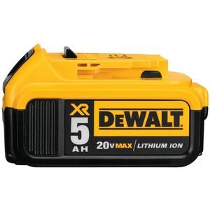 DEWALT MAX™ 5A 20V Lithium-Ion Battery Pack DDCB205 at Pollardwater