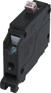 Cutler-Hammer 11 in. 20 Amp 1-Pole Circuit Breaker CCH120
