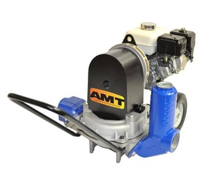 AMT 3 in. Self-Priming Diaphragm Pump Honda 5.5 hp A335H96 at Pollardwater
