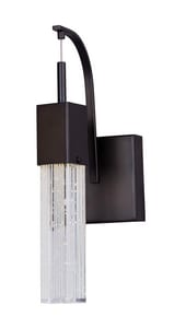 ET2 Fizz III 7.5W 1-Light Wall Sconce in Bronze EE2276089BZ