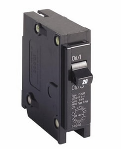 Cutler-Hammer 20A 1-Pole Circuit Breaker CCL120