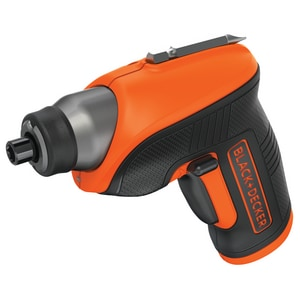 BLACK+DECKER Max Battery Magnetic Multi-Bit Screwdriver BBDCS30C