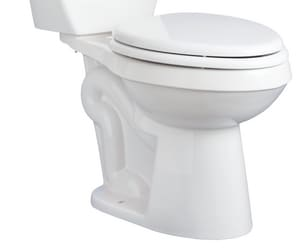 Mirabelle® Bradenton 1.28 gpf Elongated Floor Mount Toilet Bowl in White MIRBD250ECWH