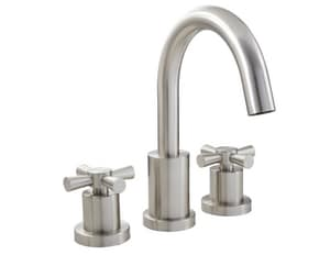 Mirabelle® Milazzo Two Handle Roman Tub Faucet in Brushed Nickel MIRML3RTBN
