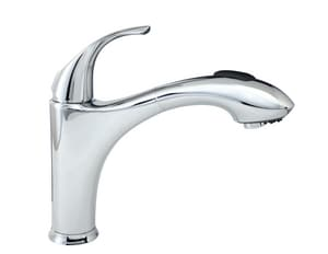 Mirabelle® Medford Single Handle Pull Out Kitchen Faucet MIRXCMD100