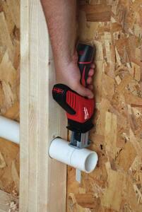 Milwaukee M12™ Hackzall® 4 in. Short Reciprocating Saw Blade 5 Pack M49005414