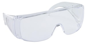 SAS Safety Worker Bees Clear Frame Worker Bee Safety Glasses S5120
