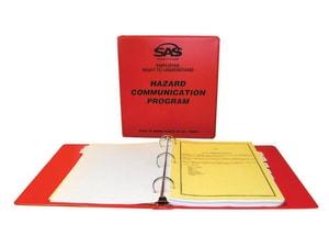 SAS Safety Hazard Communication Program Kit S600050