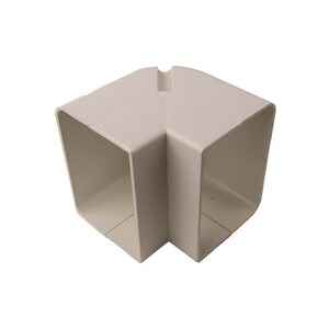 Diversitech SpeediChannel® 6-1/10 x 6 in. Line Set Cover System Stainless Steel in Natural DIV230EIN6