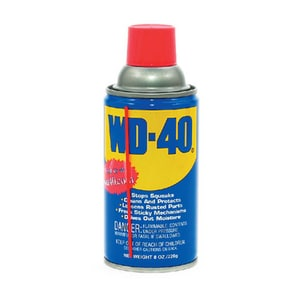 Diversitech WD-40® 8 oz. Lubricant DIV741001 at Pollardwater