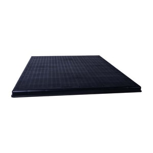 Diversitech The Black Pad® 30 x 30 x 2 in. Equipment Pad Plastic and Rubber DIVACP30302
