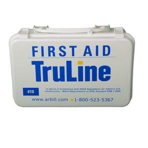 Diversitech 8 in. 1-Pack First Aid Kit DIVFAK10