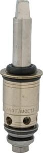 Chicago Faucet Left Hand Brass Quaturn Compression Operating Cartridge C377XTLHBL12JKABNF