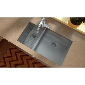 Elkay Crosstown™ Rinsing Basket in Stainless Steel ELKFRB1116SS