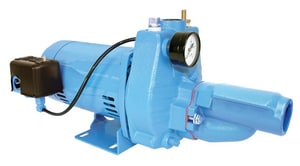Little Giant Pump JPC Series 1/2 hp Convertible Jet Pump L558281 at Pollardwater