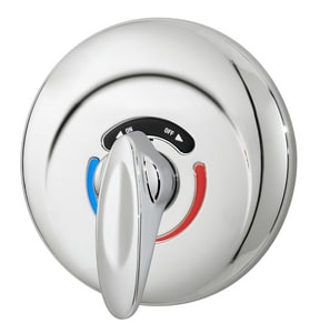 Symmons Industries Canterbury™ 2.5 gpm Shower Valve in Polished Chrome S4500