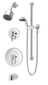 California Energy Commission Not Registered 2.5 DIA Tub and Shower Hand Shower SYM3506H321VCYLB