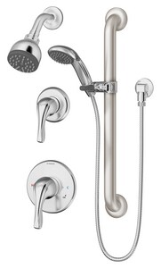 Symmons Industries Origins™ Hand Shower System in Polished Chrome SYM9605PLR20TRM