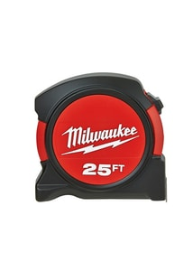 Milwaukee 25 ft. Measure Tape M48225525