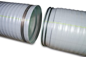 Advanced Drainage Systems SaniTite® HP 60 in. x 20 ft. Polypropylene Drainage Pipe A60650020IBHP