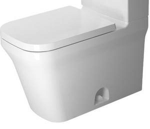 Duravit P3 Comforts 1.28 gpf Elongated Toilet in White Alpin D2168010000