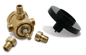 ROHL® Perrin & Rowe® 3/4 in. NPT Thermostatic Valve RU5585BO