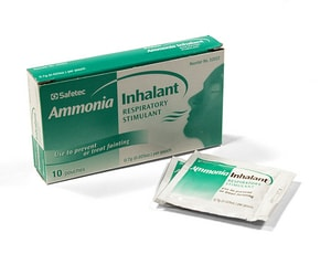 Medique Products Medtech™ Ammonia Inhalant Wipe 10 Pack M22612