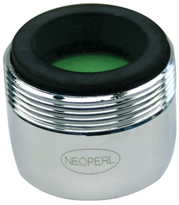 Neoperl 15/16 in. Duel Threaded Aerator in Chrome Plated N1062003