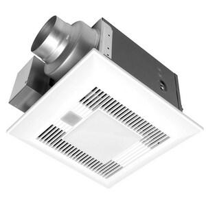 Panasonic WhisperLite® 110 CFM Bathroom Exhaust Fan in White PANFV11VQL6