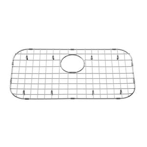 American Standard Portsmouth® Bottom Sink Grid in Stainless Steel for 18SB.9301800S.075  30 x 18 in. Kitchen Sink A8459301800075