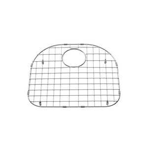 American Standard Portsmouth® D-Shape Grid in Stainless Steel for 18SB.9232100S.075  23 x 21 in. Kitchen Sink A8449232100D075