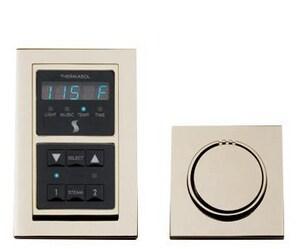 Thermasol Modern Control Kit in Polished Nickel TSEMNTS