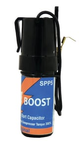 Supco SPP Series 53 mfd 90/277V Hard Start Capacitor SSPP5