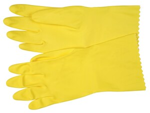 Memphis Glove Extra Large Lined Glove in Yellow M52P