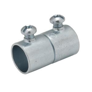 RACO 1/2 x 1/2 in. Steel Set Screw Coupling RAC2022