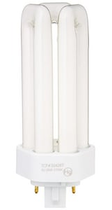 TCP 26W Compact Fluorescent Light Bulb with 4-Pin Base T32426T50K