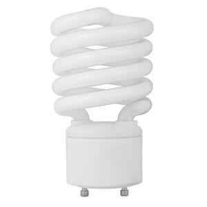 TCP 27W T3 Coil Compact Fluorescent Light Bulb with GU24 Base T33127SP