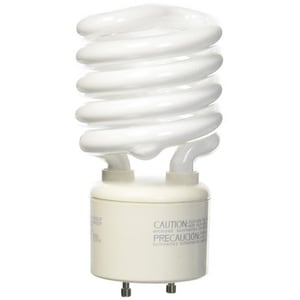 TCP 32W T3 Coil Compact Fluorescent Light Bulb with GU24 Base T33132SP