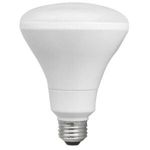 TCP Elite LED BR Series 9W BR30 LED Bulb Medium E-26 Base 4100 Kelvin TLED10BR3041K