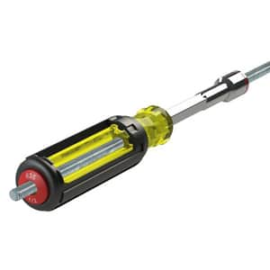 Klein Tools 1/4 - 9/16 in. Heavy Duty Nut Driver Set 7 Piece K6356