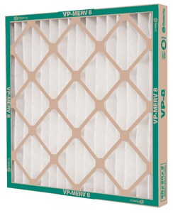 Flanders Precisionaire 14 x 25 x 1 in. Air Filter Synthetic MERV 6 F81555011425