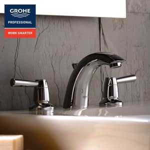 GROHE® Arden™ Lever Handles Two Handle Polished Chrome G18083000