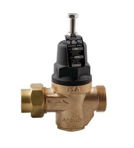 Apollo Conbraco 36CLF Series 75# 400 psi Bronze Double Union PEX Pressure Reducing Valve A36CLF9001